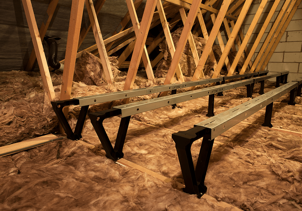 measure your attic space