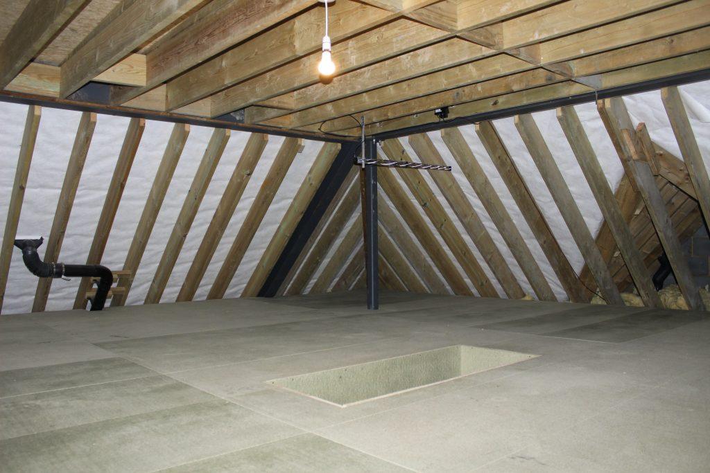 raised attic boarding needs